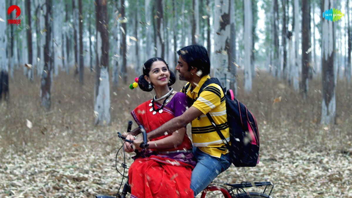 Ritika Badiani on 'Chaman Bahaar': It is a very special role.