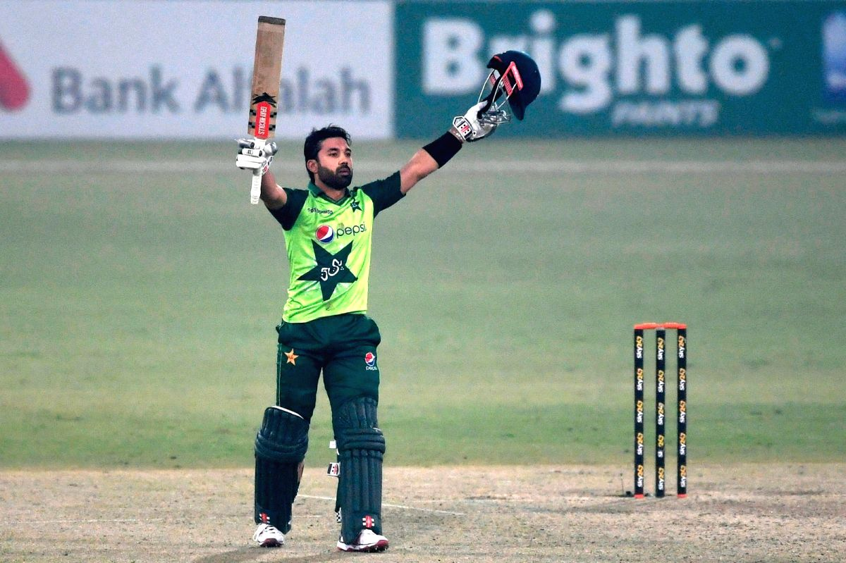 Rizwan helps Pakistan to thrilling win over SA in opening T20I
