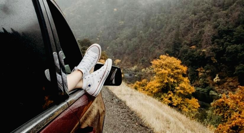 Road trips, outdoor time linked to happiness: Survey.