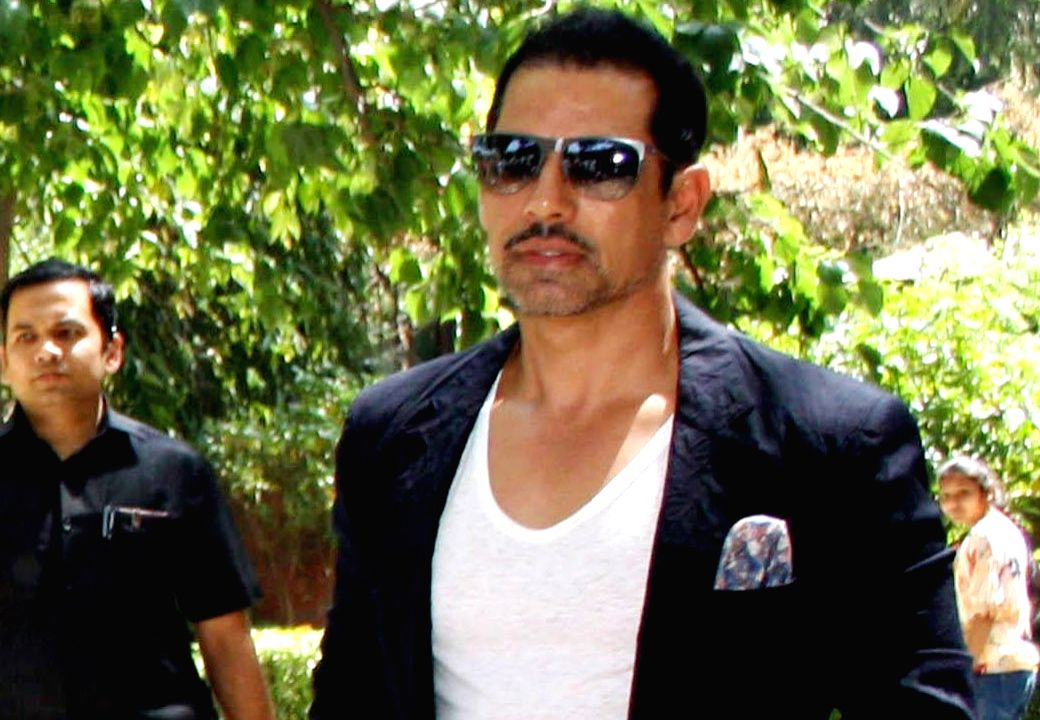 Robert Vadra. (Image Source: IANS)