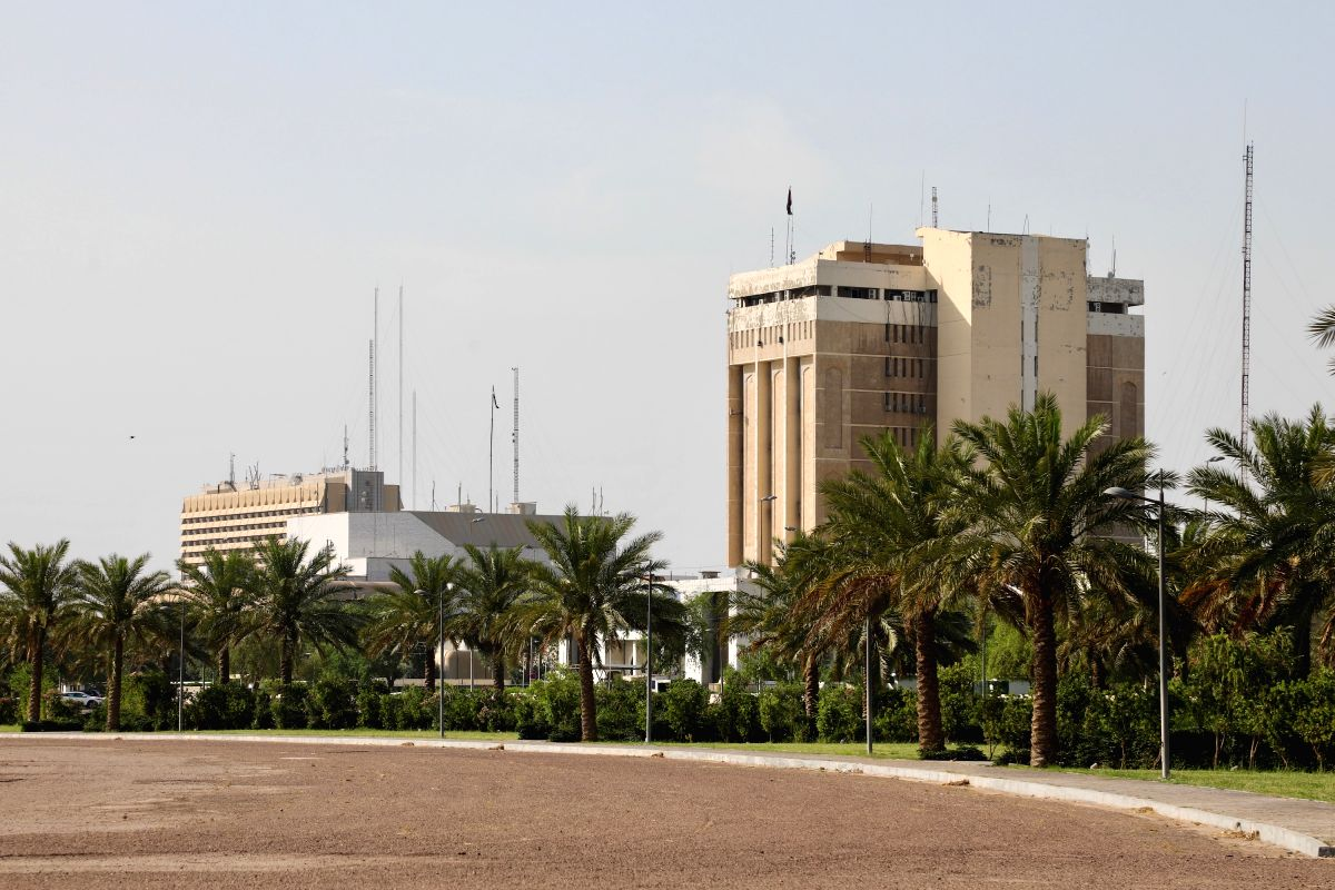 Rocket attack on Baghdad Green Zone foiled