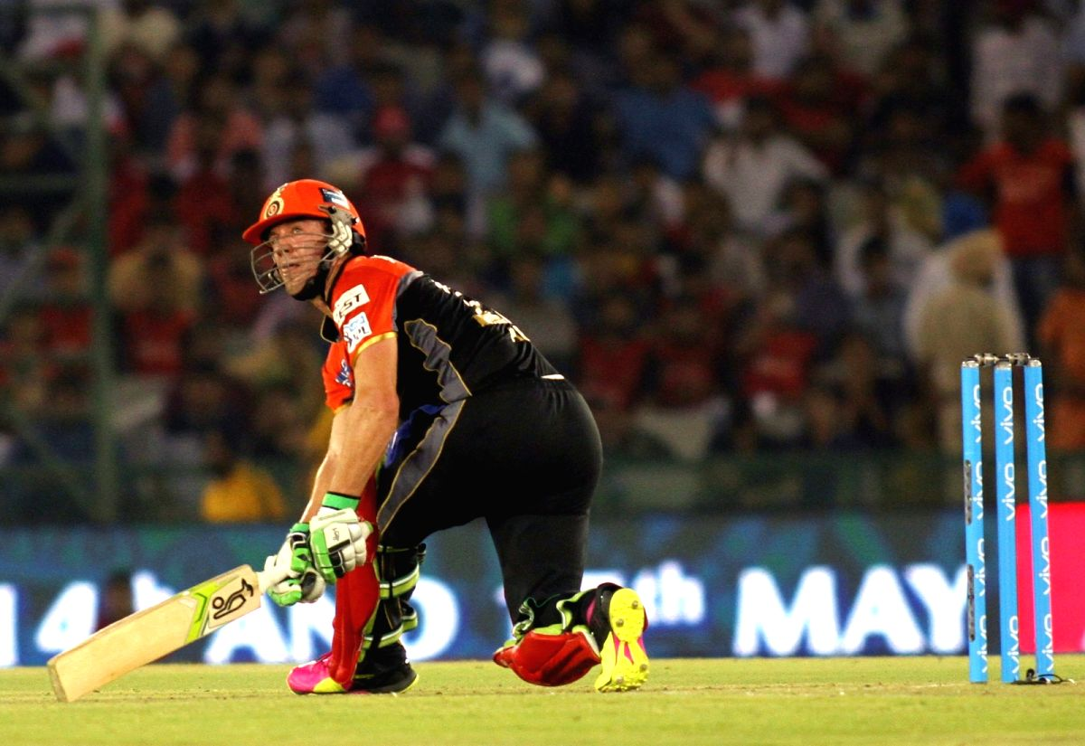 VVS Laxman once described AB de Villiers as the most complete player of modern times.