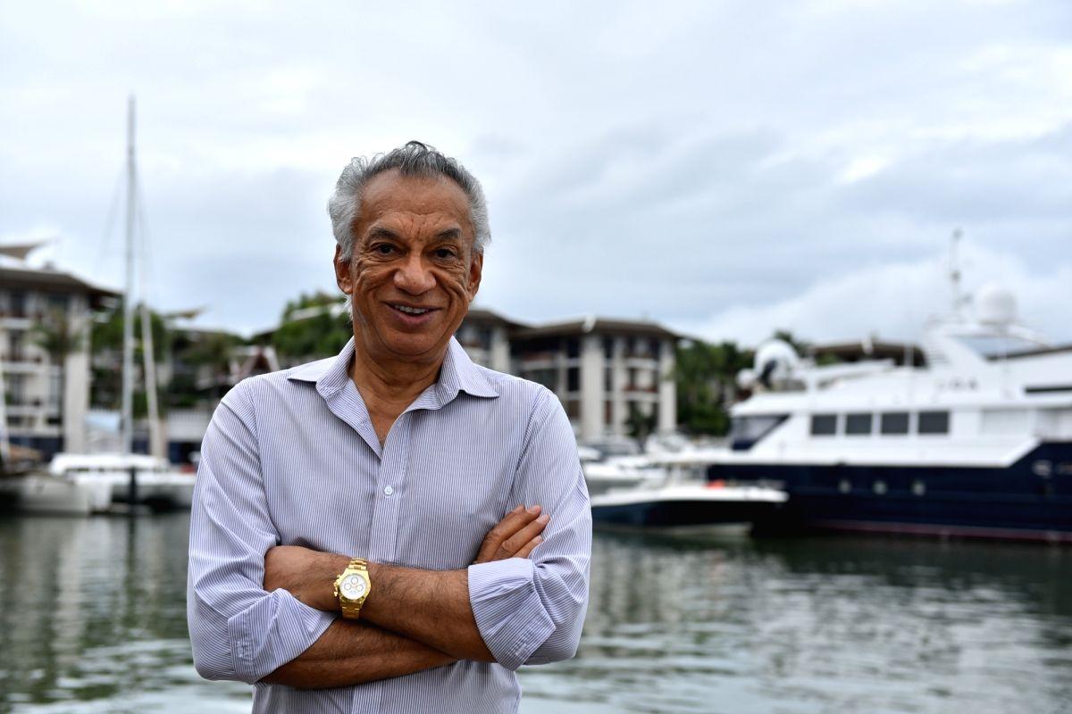 Royal Phuket Marina Chairman Gulu Lalvani.