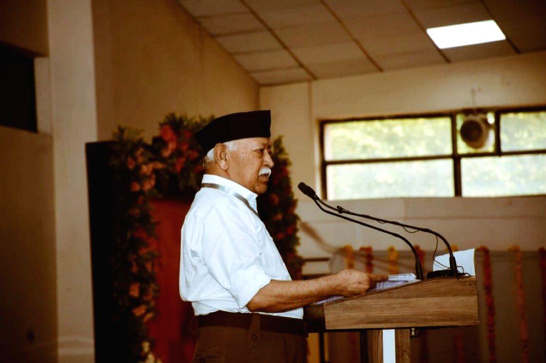 RSS chief in Guwahati, to meet pracharaks of 7 NE states.