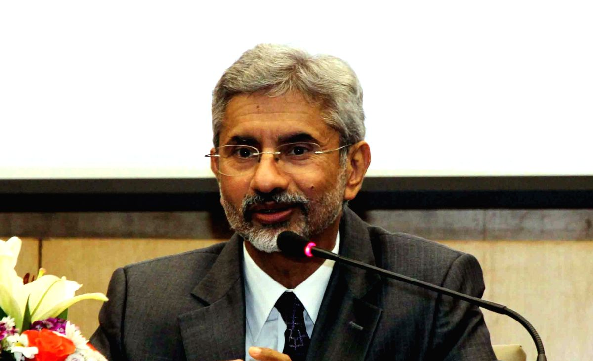 S. Jaishankar. (File Photo: IANS)