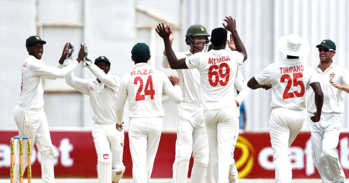 SA vs Zimbabwe A unofficial 'Test' suspended due to Covid.