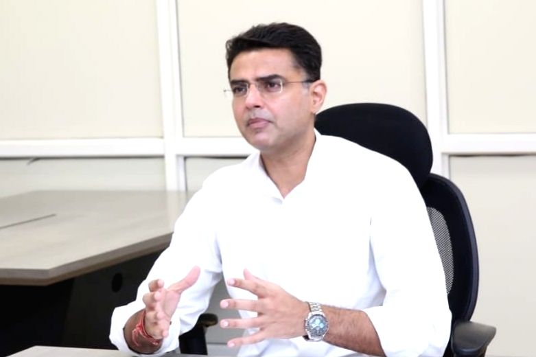 Sachin Pilot. (Photo: twitter@SachinPilot)