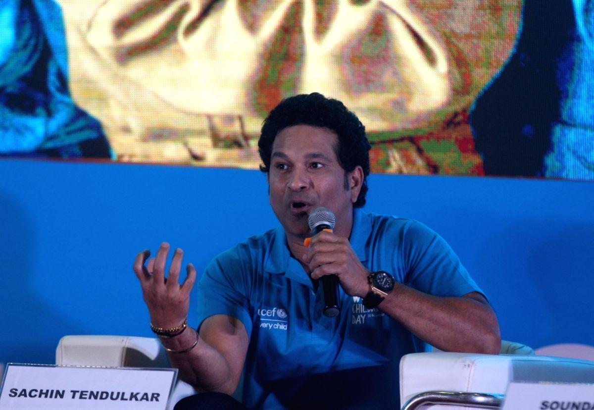 Sachin Tendulkar.