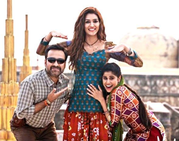 Sai Tamhankar to play 'a character from heartland of India' in 'Mimi'.(photo:Instagram)
