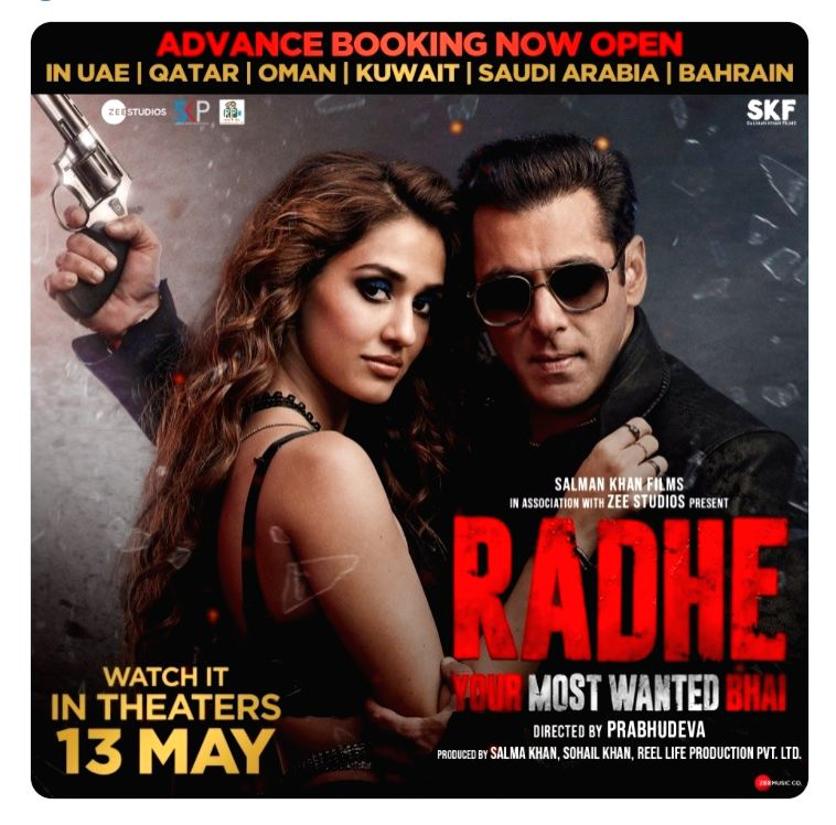 Cyber cell will take action against piracy of Radhe, Salman Khan issues a stern warning