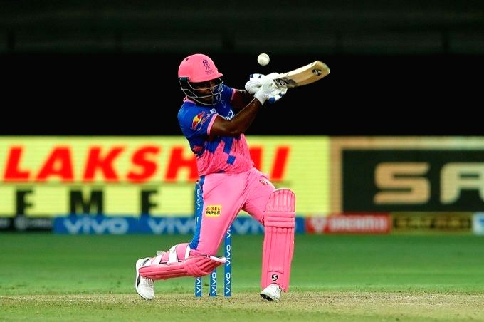 Samson played a brilliant innings, Hyderabad needed 165 runs to win