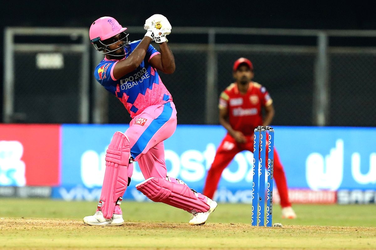 Samson's ton on IPL captaincy debut goes in vain as Punjab win.(Credit : BCCI/IPL) (Strictly not for Sale)