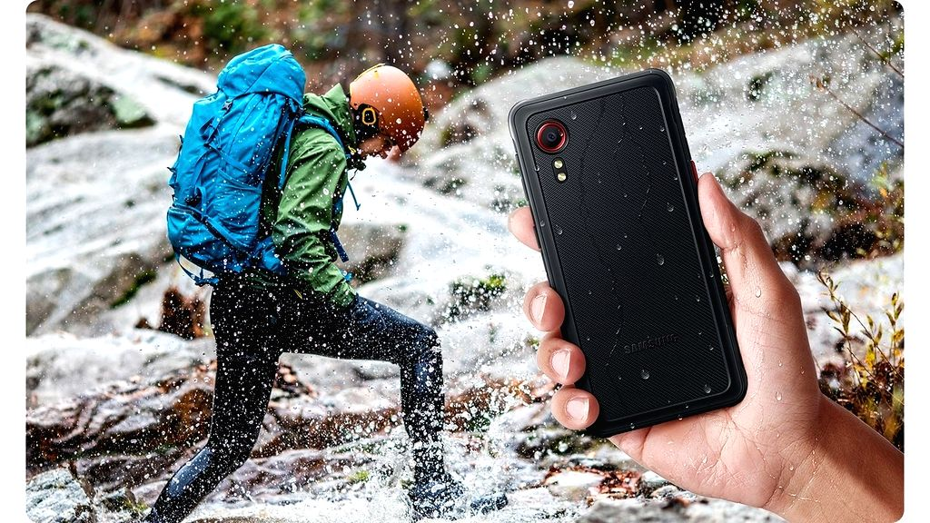 Samsung announces rugged smartphone 'Galaxy XCover 5'