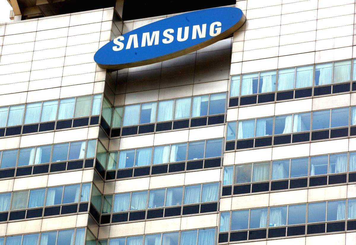 Samsung. (File Photo: IANS)