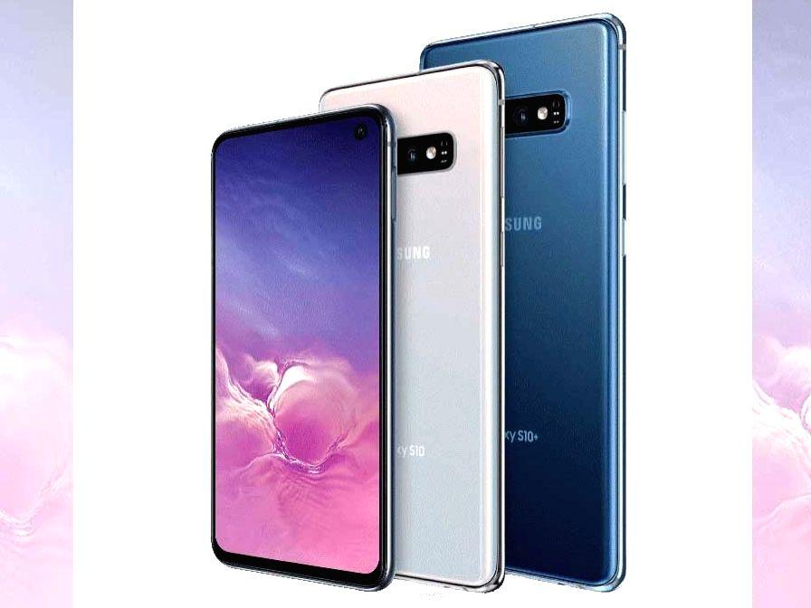 Samsung smartphones.
