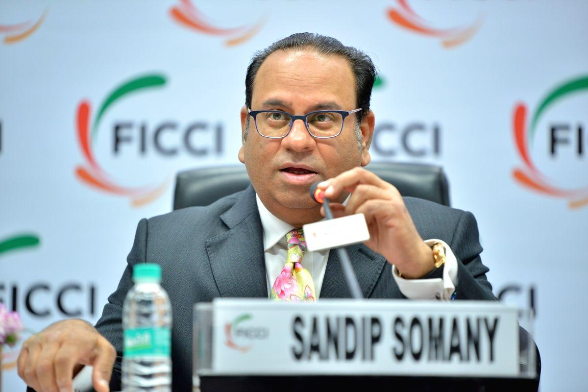 Sandip Somany.