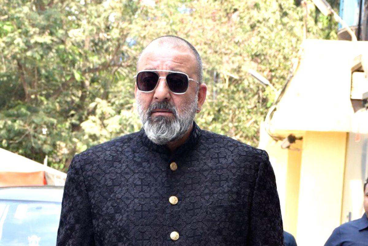 Sanjay Dutt.