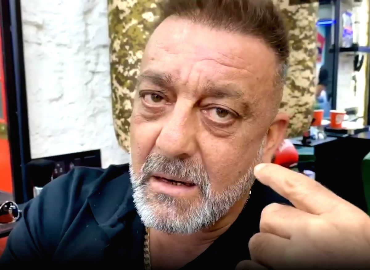 Sanjay dutt returns to shoot