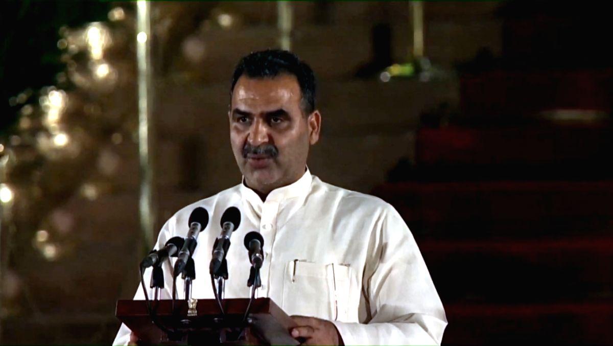 Sanjeev Kumar Balyan.