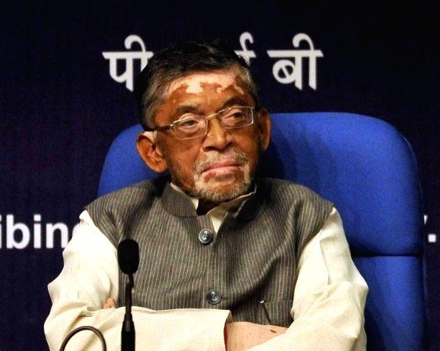 Santosh Gangwar.