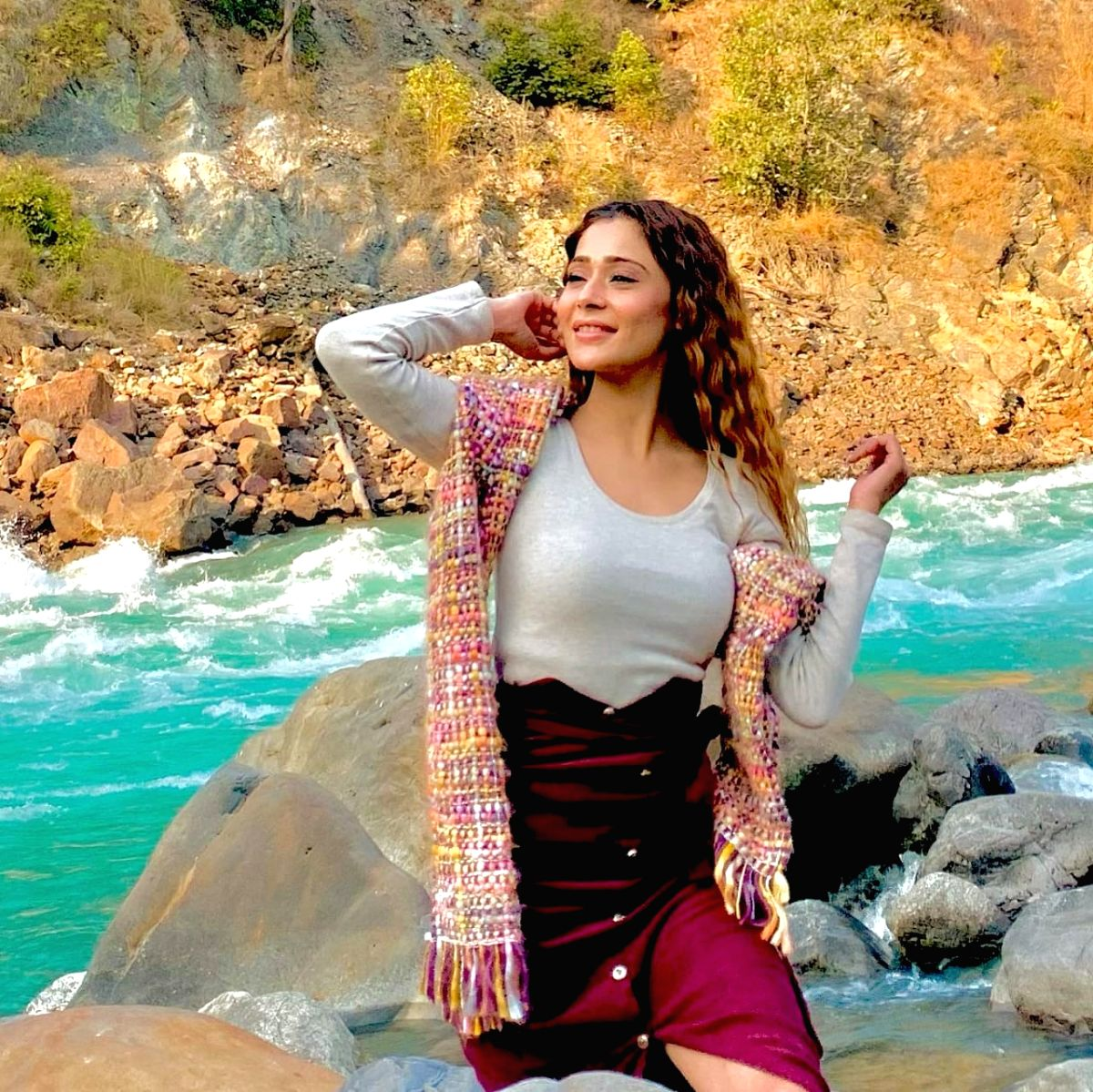 Sara Khan to be part of satirical comedy film
