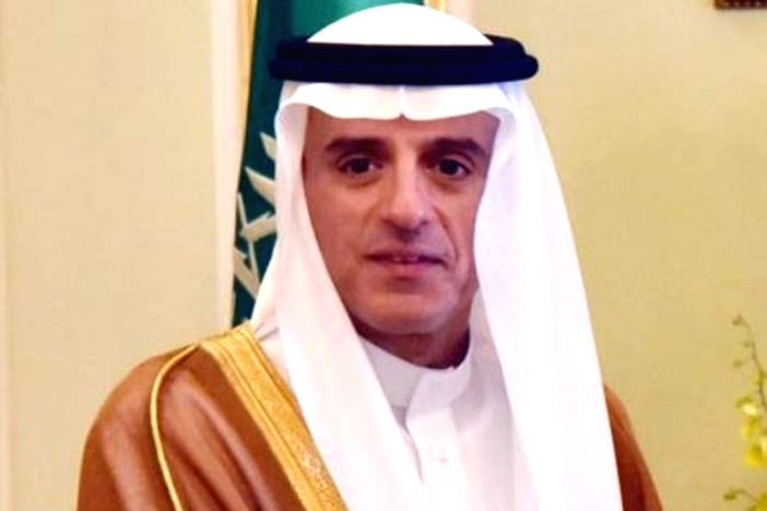 Saudi Minister of State for Foreign Affairs Adel al-Jubeir. (File Photo: IANS)