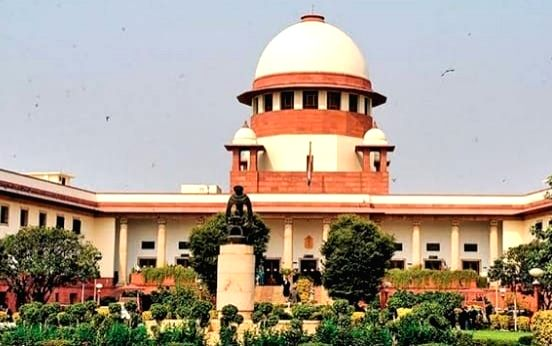 SC says remarks against top court 'growing' and everybody joining (Photo Courtesy: Twitter)