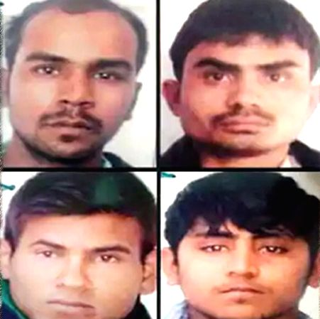SC Upholds Death Penality For Nirbhaya Rapist
