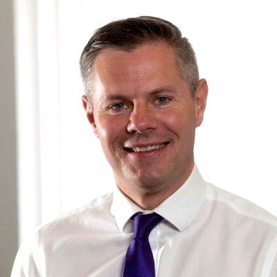 Scottish Finance Secretary Derek Mackay.