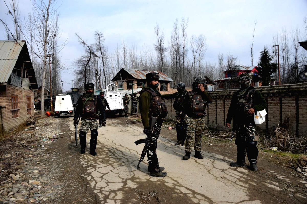 Seventeen students were injured on Wednesday in a mysterious explosion inside a tuition centre in Jammu and Kashmir's Pulwama district, triggering clashes between civilians and security personnel.