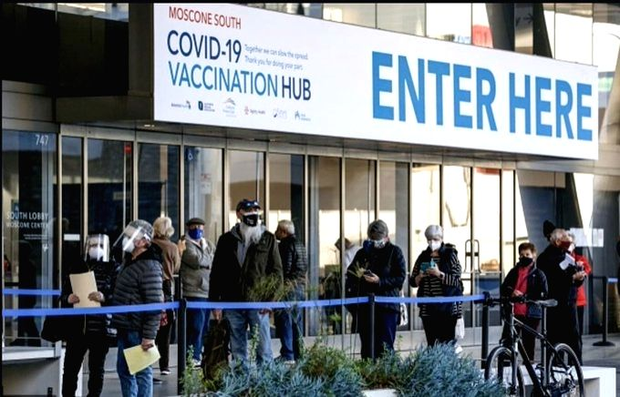 SF residents to get free baseball tickets after vaccination