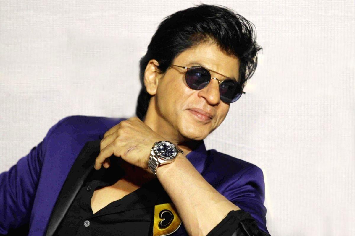 Shah Rukh Khan. (File Photo: IANS)