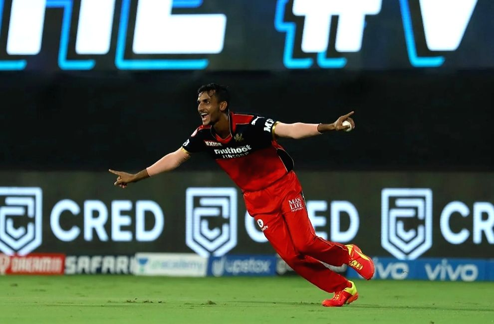 Shahbaz Ahmed of Royal Challengers Bangalore. ( Credit : BCCI/IPL) (Not for sale)