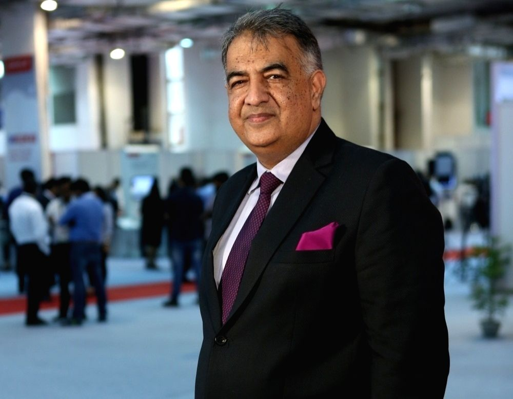 Shailender Kumar, Regional Managing Director, Oracle India.