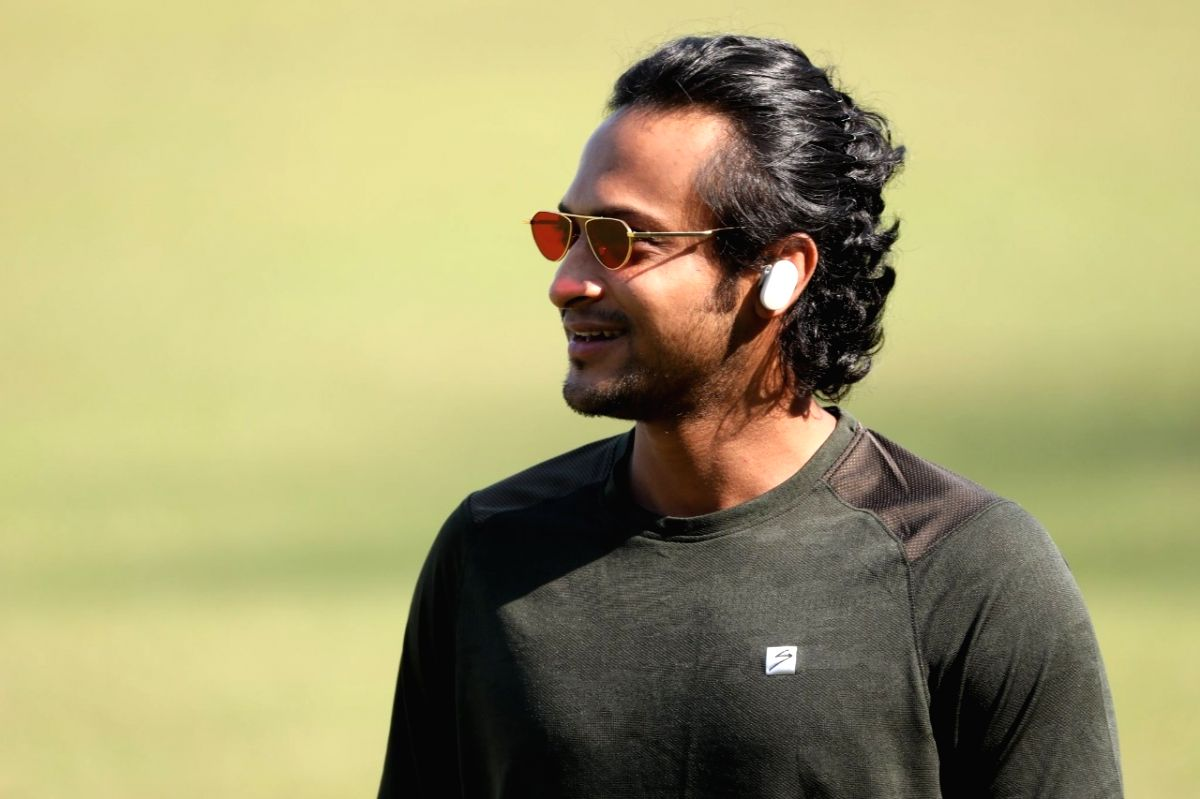 Shakib banned for 3 DPL games, fined for on-field misbehaviour.