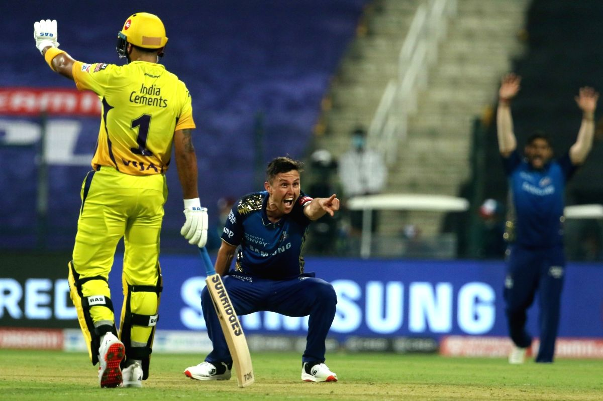 Sharjah, Oct 23 (IANS) Mumbai Indians (MI) won the toss and chose to bowl against the Chennai Super Kings (CSK) at the Sharjah International Stadium on Friday. MI are without captain Rohit Sharma due to a hamstring injury and Kieron Pollard is leadin