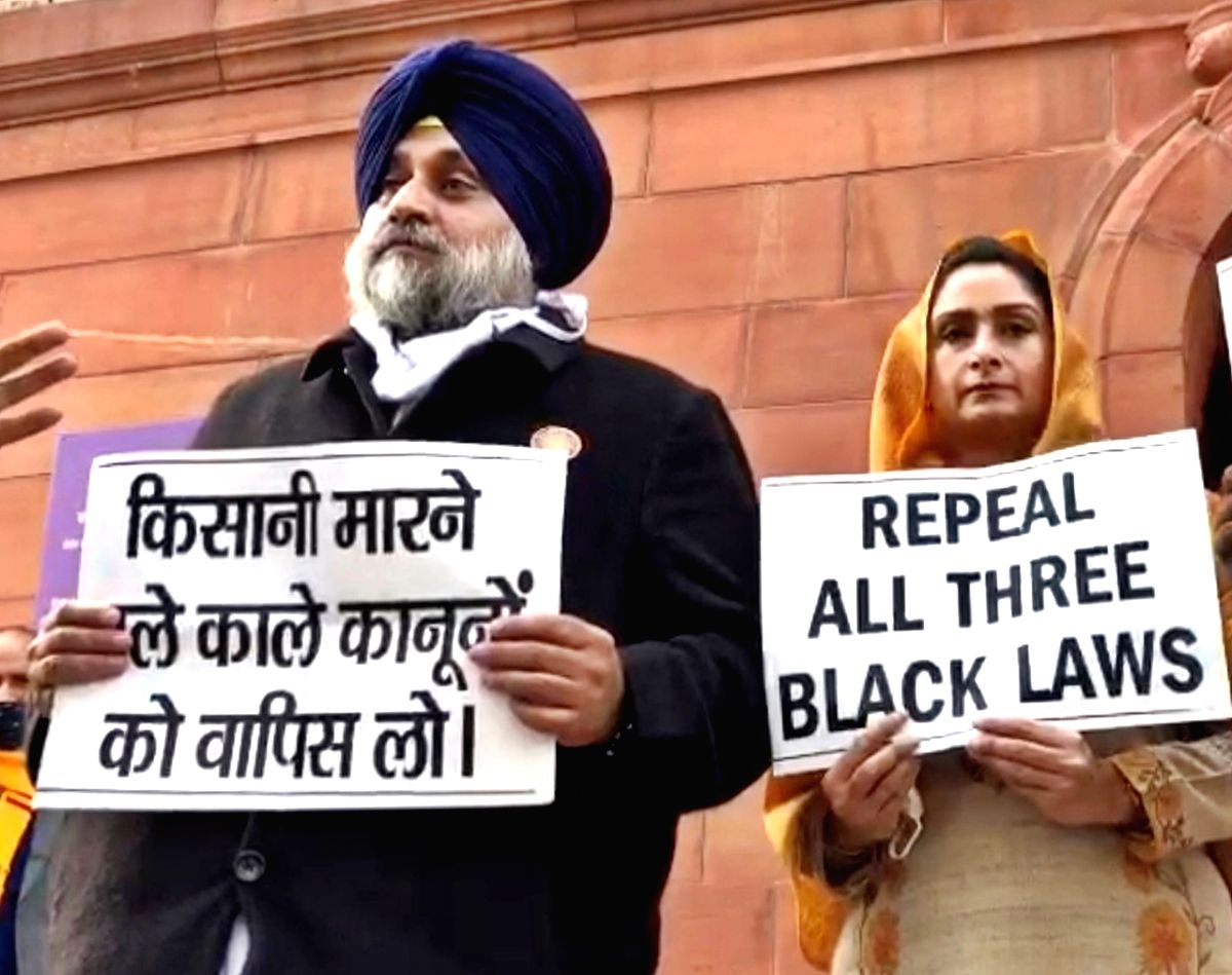 Shiromani Akali Dal (SAD) President Sukhbir Singh Badal on Monday said the Union Budget was anti-farmer, anti-poor and anti-common man and that the sole focus of the BJP-led Central government was on selling national assets to its corporate friends.