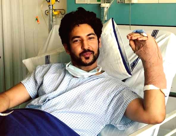 Shivin Narang discharged from hospital, says all is well.