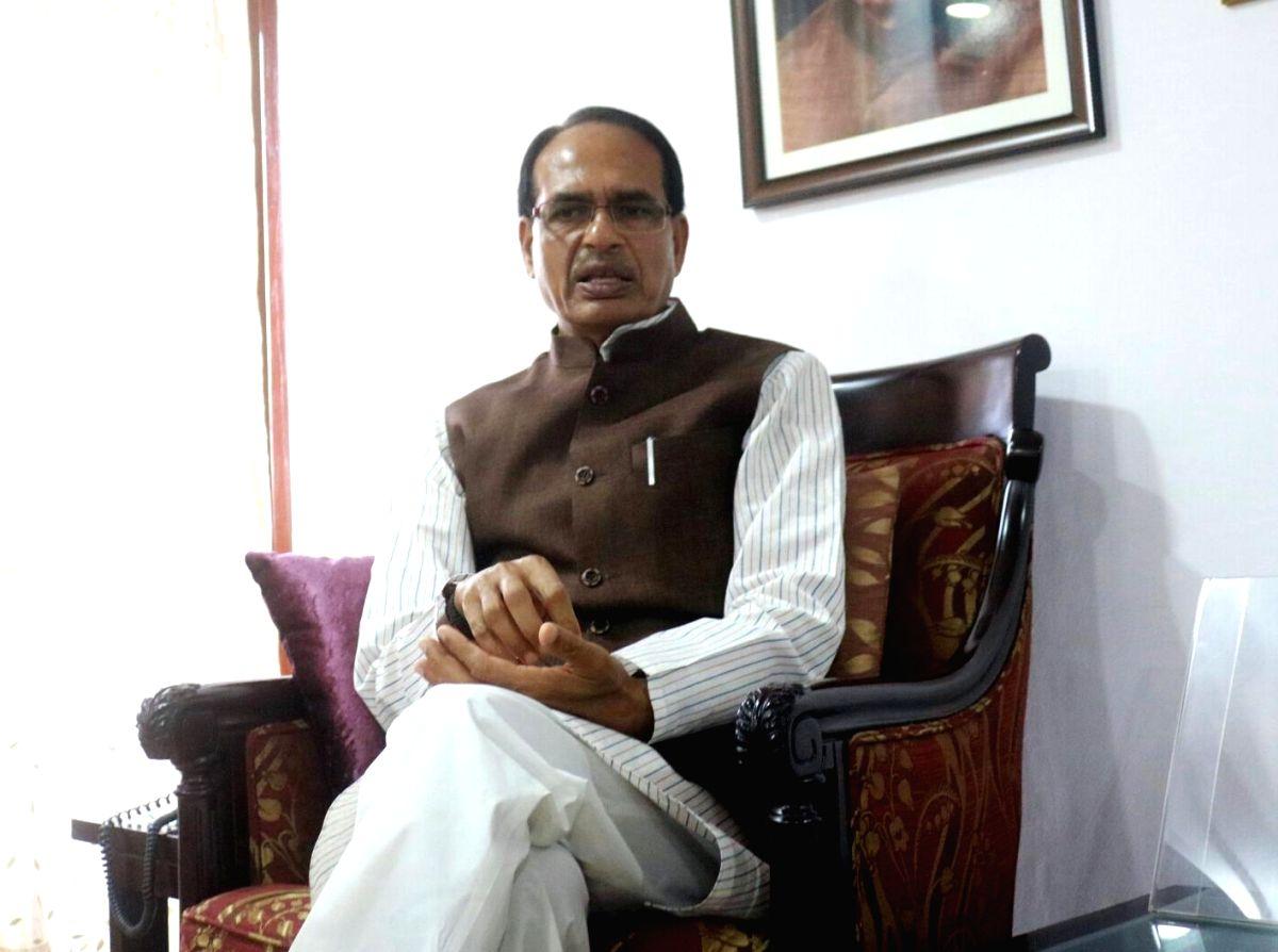 Shivraj Singh Chouhan. (File Photo: IANS)