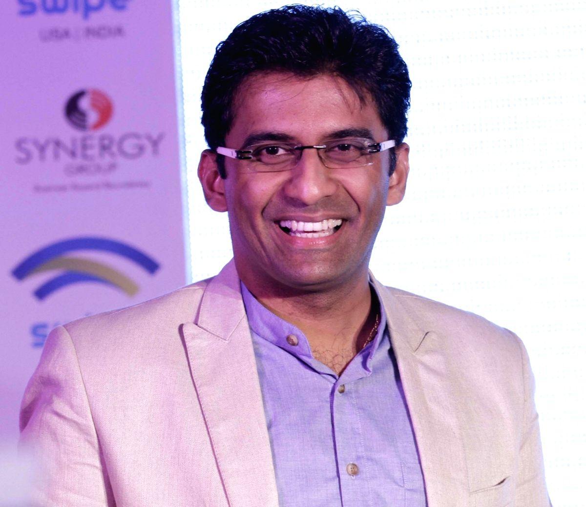Shripal Gandhi Founder and CEO, Swipe Telecom.(Image Source: IANS)