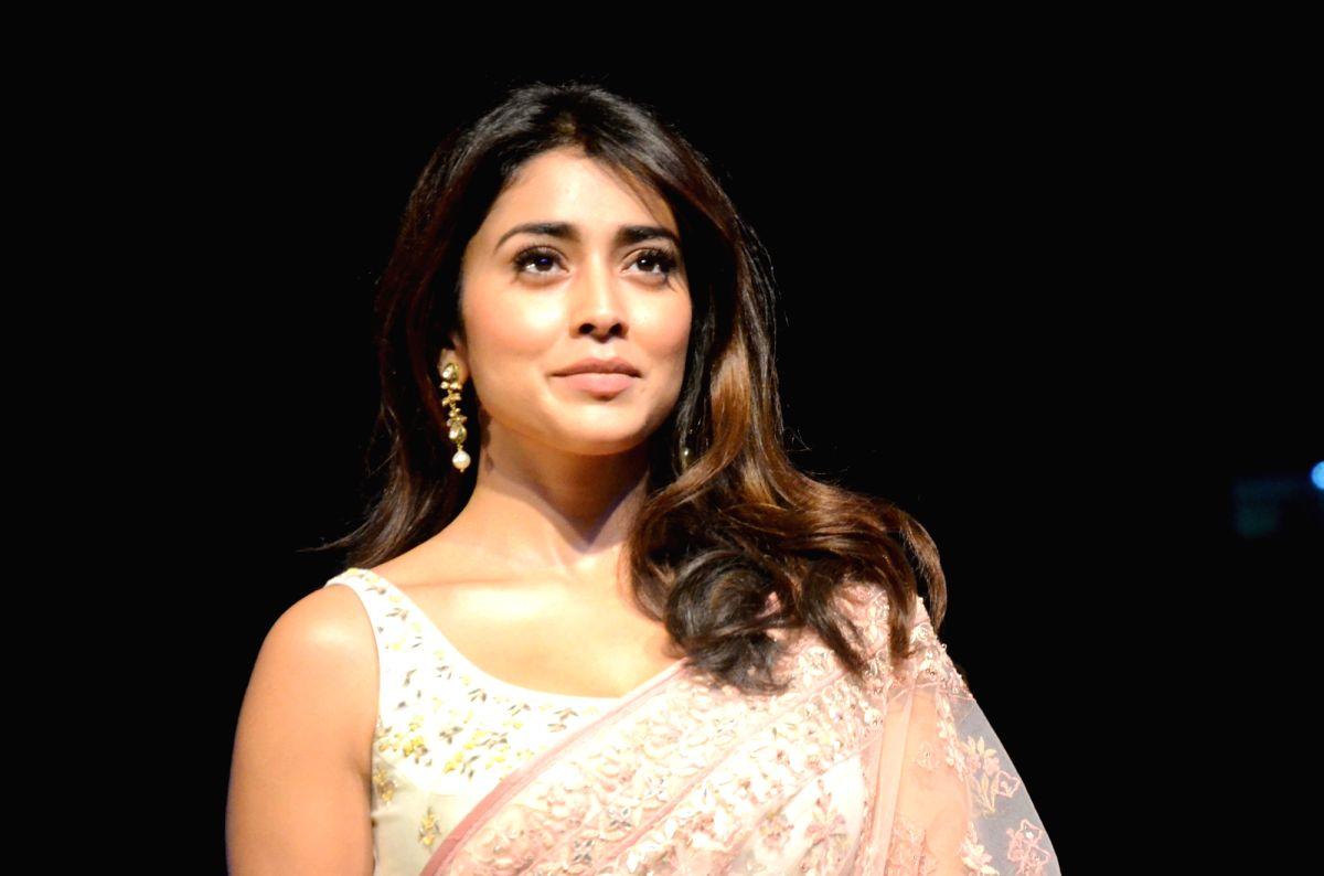 Shriya Saran.