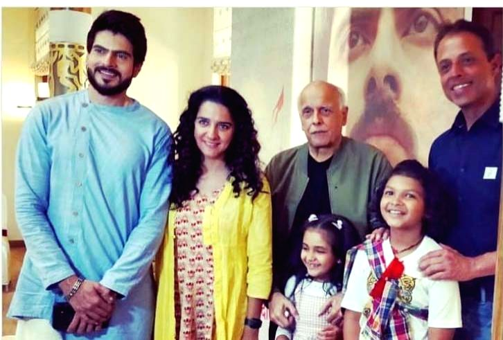 Shruti Seth: Mahesh Bhatt is one of the most prominent directors.