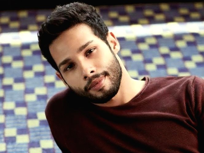 Siddhant Chaturvedi: In my head I've always been a star.