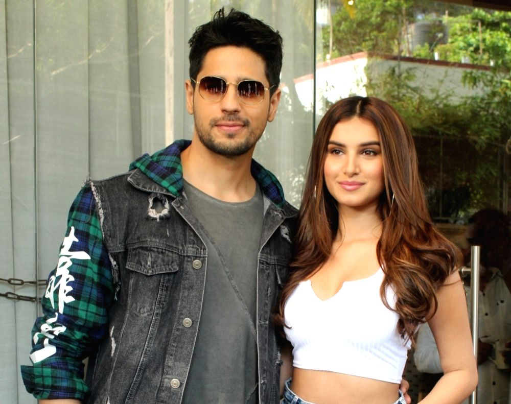 Sidharth Malhotra and Tara Sutaria . (File Photo: IANS)