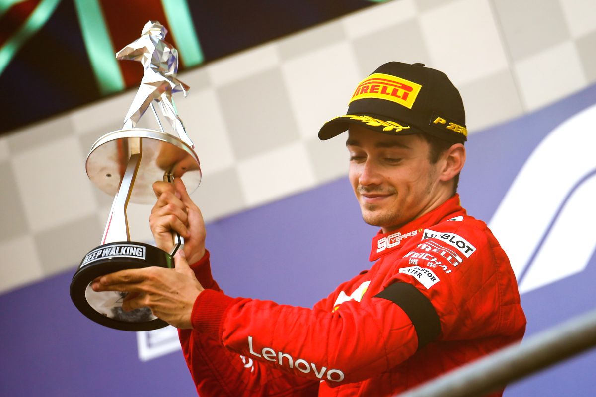 Silverstone, Aug 7 (IANS) Ferrari Formula One driver Charles Leclerc has hit out at people for calling him racist following his decision to not take a knee alongside fellow racers before Grand Prix races.