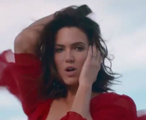 """Singer-actress Mandy Moore has released her first song in a decade. Titled """"When I wasn't watching"""", the number is from her new album, the name of which is yet to be declared. The album is slated for release early next year. """"The idea of d"""