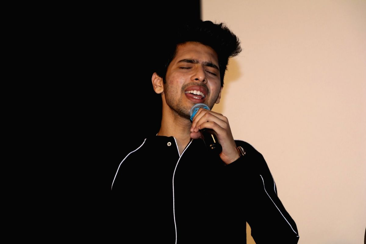 Singer Armaan Malik. (File Photo: IANS)