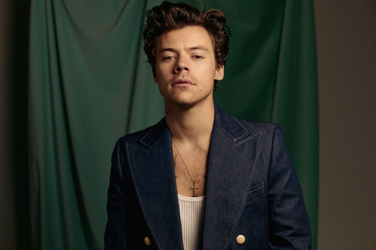 Singer Harry Styles will be selling merchandise such as T-shirts to raise funds for the fight against the spread of the COVID-19.