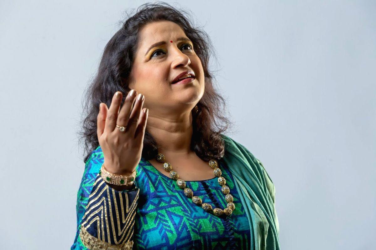 Singer Kavita Seth
