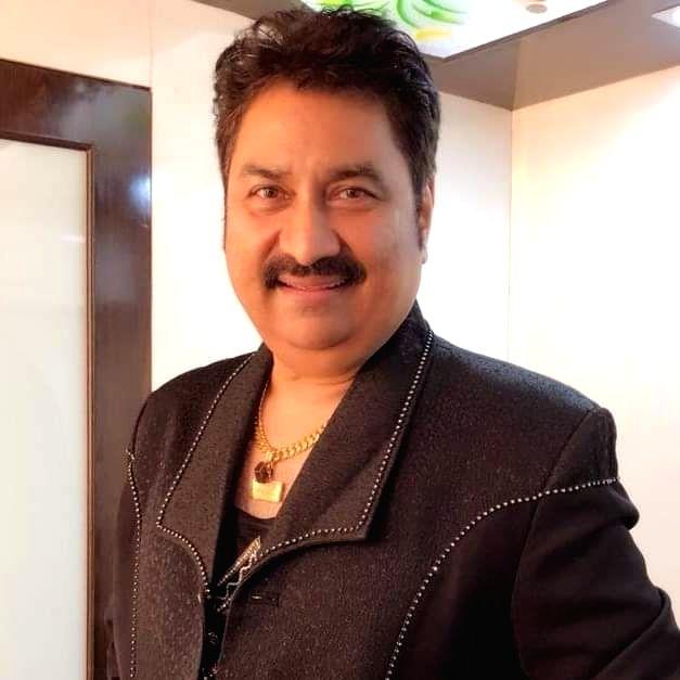 Singer Kumar Sanu.